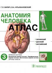 Анатомия человека. Атлас в 3 томах. Том 3. Нервная система