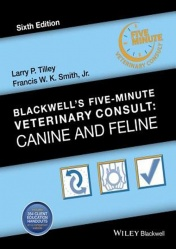Blackwell′s Five-Minute Veterinary Consult. Canine and Feline
