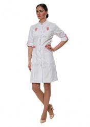 Халат медицинский женский LL1108