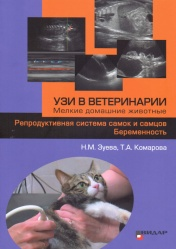 УЗИ в ветеринарии. Мелкие домашние животные. Репродуктивная система самок и самцов. Беременность